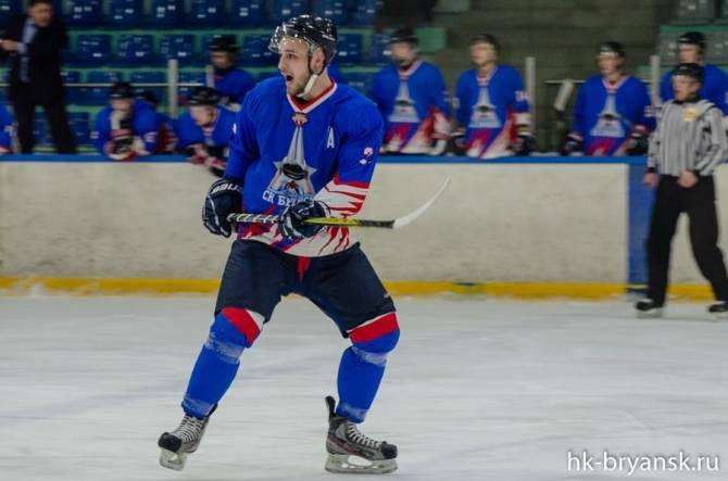 ХК «Брянск» в упорной борьбе одолел саратовский «Кристалл»