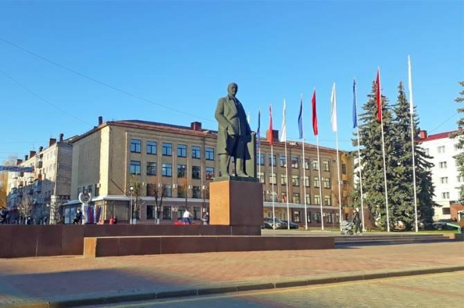 На Брянщине насчитали 145 улиц имени Ленина