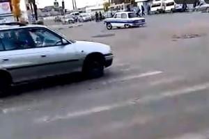 В Брянске сняли на видео изуродованный тюнингом Запорожец