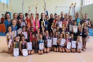 Брянские акробаты привезли 36 медалей из Орла