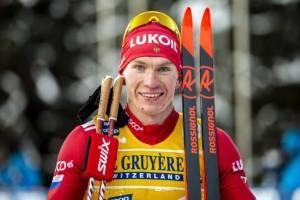 Министерство спорта РФ может подарить тредбан брянскому лыжнику Большунову
