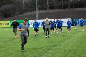 Первый тренировочный сбор брянское «Динамо» завершит матчем с ФК «Ессентуки»