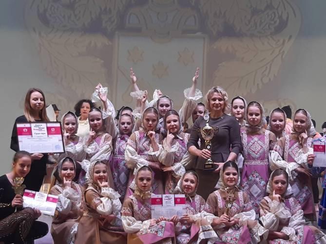Брянский «Каприз» взял гран-при всероссийского фестиваля