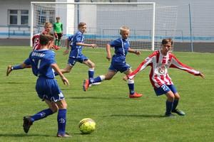 Юные брянские «динамовцы» вышли в полуфинал Кубка РФС