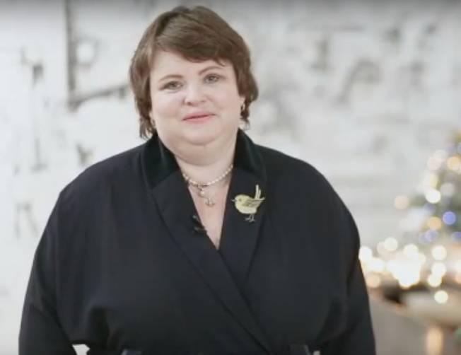 Глава Брянска Марина Дбар поздравила горожан с Новым годом