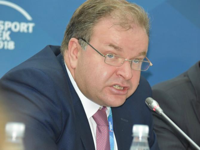 В Брянск приехал замминистра транспорта Алексей Семенов