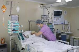 На Брянщине в реанимации находятся 135 больных коронавирусом