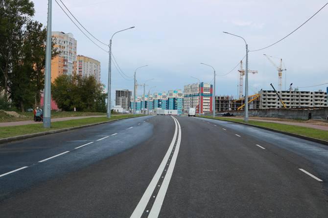 В Брянске по новому участку улицы Советской пустят маршрутку №34-1