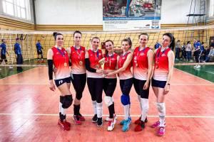 Волейболистки брянского «Спартака» выиграли Кубок области