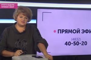 На «Городском» в прямом эфире обсудят ситуацию с порядком в городе