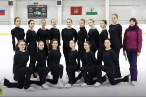 Брянские фигуристки готовятся к всероссийским соревнованиям