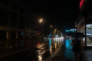 В Брянске на смену адской жаре пришла долгожданная прохлада