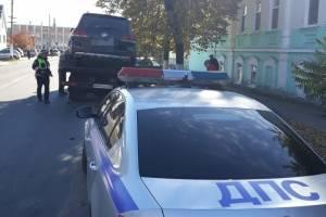 В Климово 47-летний водитель Volkswagen устроил пьяные покатушки