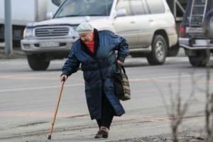 В Брянске попавшей под машину пенсионерке выписали штраф