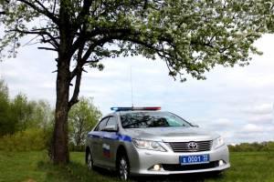 На Брянщине за неделю поймали 54 пьяных водителея