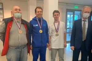 Брянец взял «бронзу» на кубке Европы по судомодельному спорту