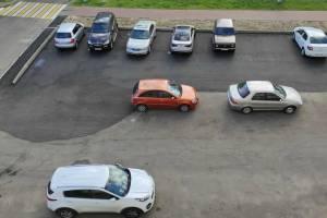 В Брянске автоледи ищет повредившего ее машину водителя