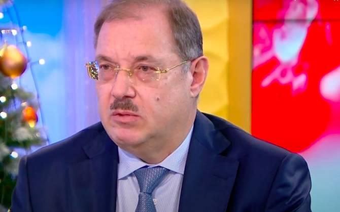 Брянский депутат Пайкин рассказал про развитие автотуризма в эфире  «Россия 1»