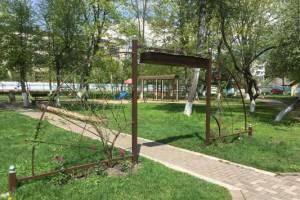 В Стародубе благоустраивают парк