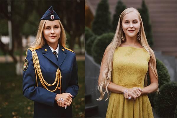 В Брянской области выбрали самую красивую сотрудницу УФСИН
