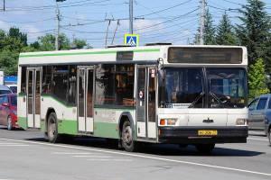 Автобус №103 продлили до железнодорожного вокзала «Брянск-I»