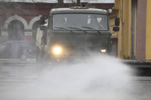 Из-за коронавируса продезинфицировали брянские военкоматы