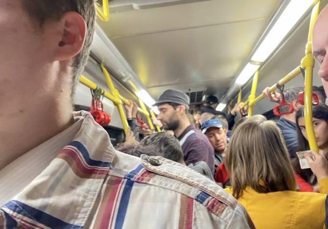 В Брянске из-за реформы автобусы превратились в «скотовозки»