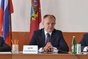 Из правительства Брянской области исключили Николая Щеглова