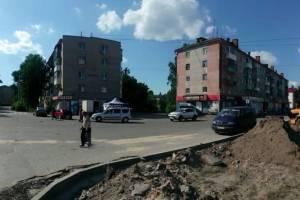 В Брянске жители «Лития» не могут добиться строительства тротуара