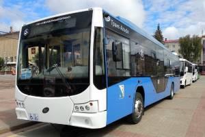 В Брянске изменилось расписание движения дачного автобуса № 110