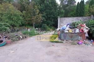 Брянцы устроили свалку на кладбище в Бежичах