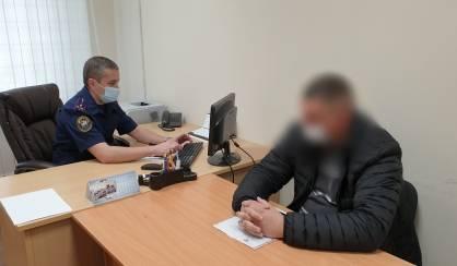 В Климово повязали полицейского за превышение полномочий