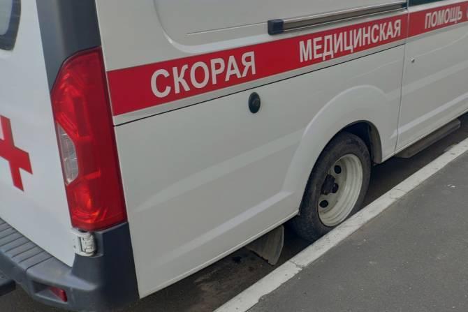 В Брянске водитель Kia сбил на «зебре» 54-летнюю женщину