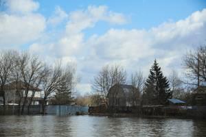В брянских реках стабилизировался рост уровня воды