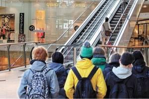 Брянских родителей призвали не пускать детей в торговые центры