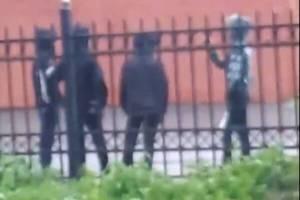 В Стародубе малолетние вандалы разбили стекла в гимназии