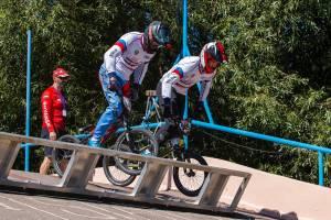 В Брянске прошёл кубок России по велоспорту