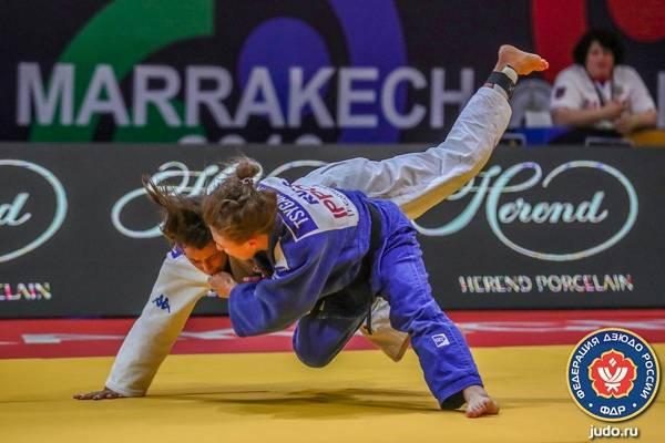 Брянские дзюдоисты остались без наград на чемпионате России