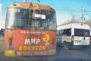 В Брянске маршрутчика наказали по записи видеорегистратора