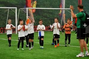 Брянская футбольная малышня выиграла «Пряничный Кубок» в Туле