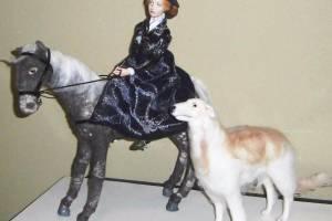 Брянцев пригласили на виртуальную выставку «Кукла – это маленькая жизнь»