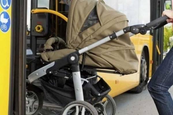 В Брянске водителей автобусов упрекнули в безразличии к родителям с колясками