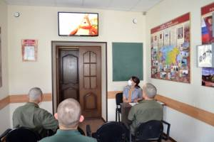 В Брянской колонии мультфильмы учат подростков общаться