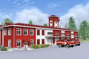 В Брянске на старом аэропорту планируют построить пожарное депо