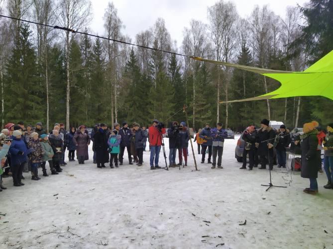 В Дятьково начался фестиваль бардовской песни «Белое безмолвие»