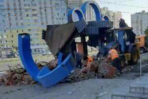 В Брянске на мясокомбинате снесли «вечную» остановку