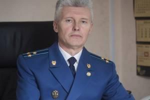 Зампрокурора Брянской области Таратонов выслушал жалобы жителей Гордеевки