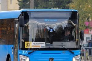 В Брянске до станции Снежетьская продлили автобусы №33К