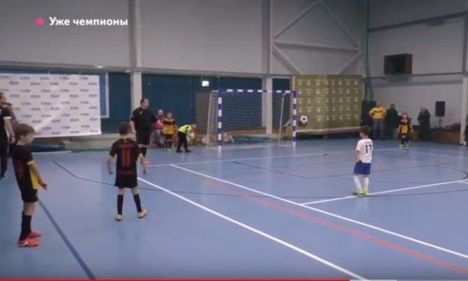 Маленькие футболисты брянского «Динамо» взяли золото международного турнира