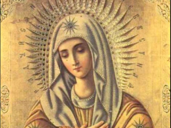 В храм под Брянском доставят чудотворную икону